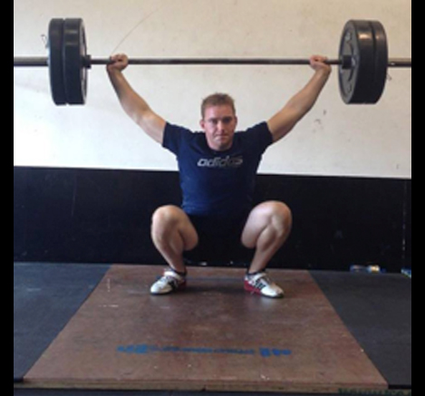 james tait crossfit coach